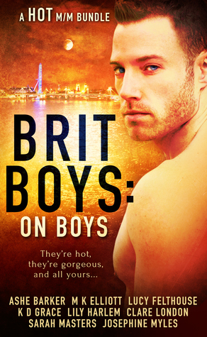 Recent Release Review: Brit Boys: On Boys Anthology