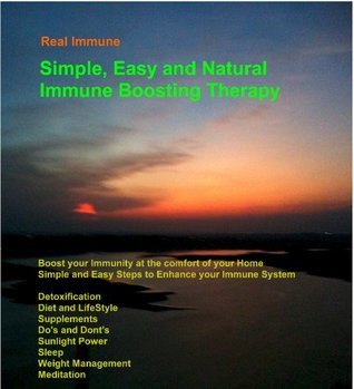 Real iMMune - Simple, Easy and Natural Immune Boosting Therapy Sampath Oks