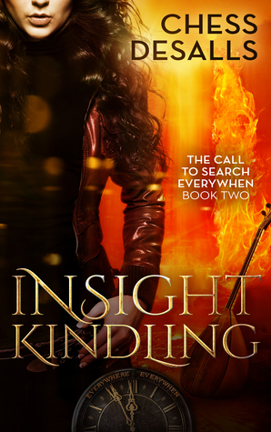 Insight Kindling by Chess Desalls