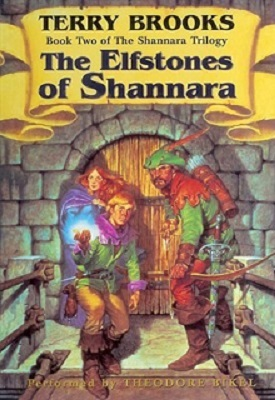 The Elfstones Of Shannara  (The Original Shannara Trilogy, #2)