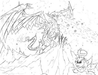 Snowblind  by  CrowMagnon