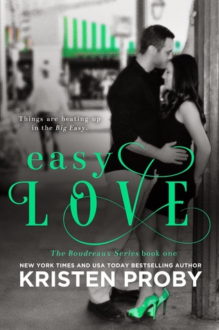 Easy Love (Boudreaux, #1)