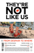 They're Not Like Us #1 by Eric Stephenson