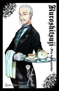 Kuroshitsuji - Piru hovimestariksi 10 (Black Butler, #10) Yana Toboso