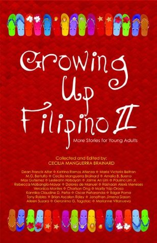 Growing Up Filipino II: More Stories for Young Adults Cecilia Brainard et al