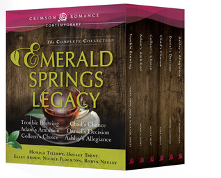 Emerald Springs Legacy: The Complete Collection (Emerald Springs Legacy, #1-5)  by  Monica Tillery