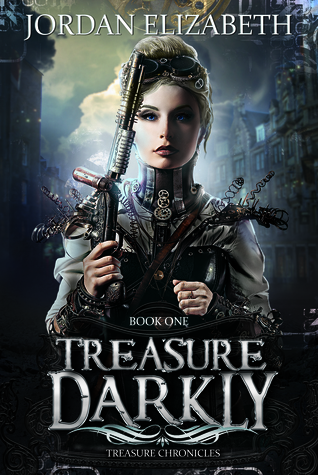 Treasure, Darkly (Treasure #1)