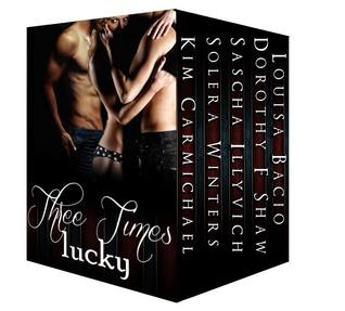 Three Times Lucky by Kim Carmichael