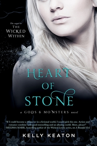 Heart of Stone (Gods and Monsters, #4)