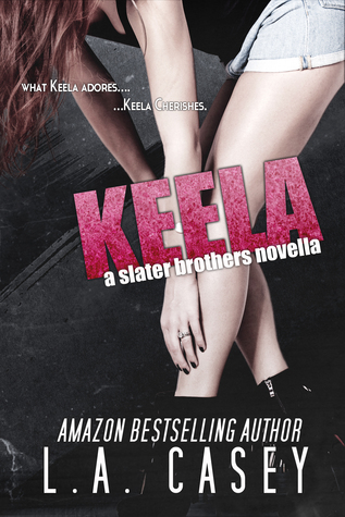 Keela (Slater Brothers, #2.5)