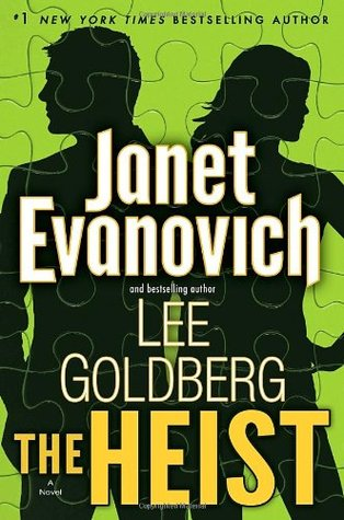 Book Review: Janet Evanovich & Lee Goldberg's The Heist