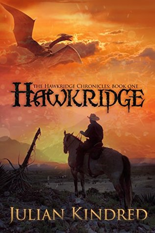 Books that caught my eye: 'Hawkridge' by Julian Kindred