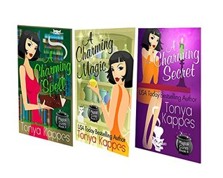 Magical Cures Mystery Series Box Set Books 4, 5, and 6: Magical Cures Mystery Series  by  Tonya Kappes