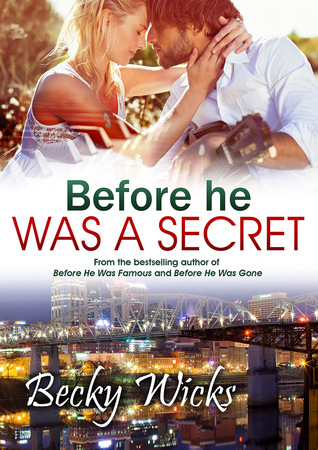 Before He Was A Secret (Starstruck #3)