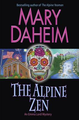 The Alpine Zen by Mary Daheim