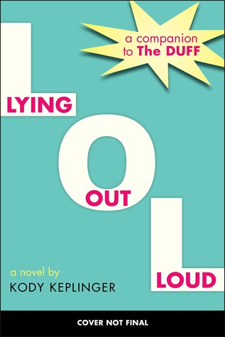 Lying Out Loud by Kody Keplinger