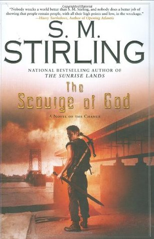 Book Review: The Scourge of God by S.M. Stirling
