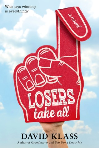 losers take all by david klass