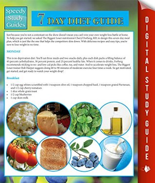 7 Day Diet Guide  by  Speedy Publishing