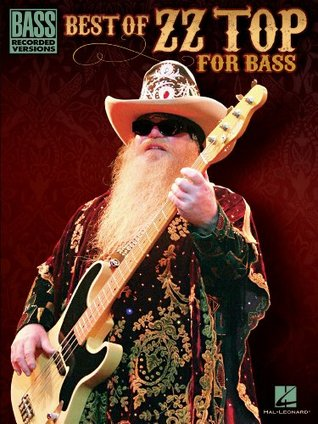 Best of ZZ Top for Bass Songbook  by  ZZ Top