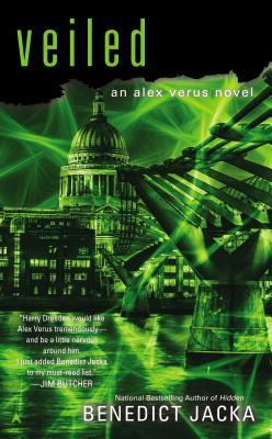 Book Review: Benedict Jacka's Veiled