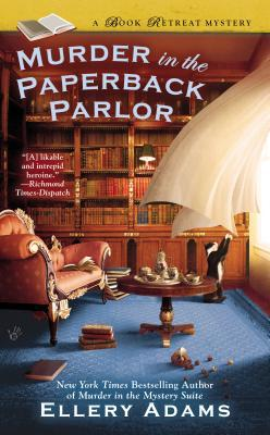 Murder in the Paperback Parlor by Ellery Adams