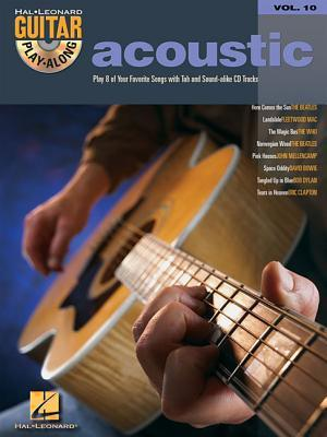 Acoustic Guitar Play-Along: Vol. 10 Songbook