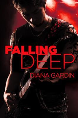 {Review} Falling Deep by Diana Gardin (with Interview and Giveaway)