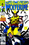 Wolverine / Venom : Claws and Webs (Marvel Comics Presents, # 117 - 122)