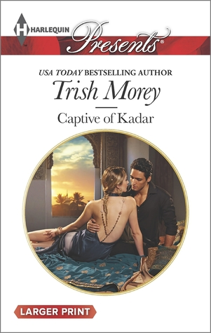 Captive of Kadar (Desert Brothers #3)
