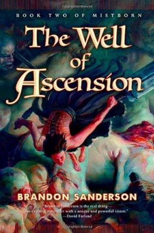 Book Review: Brandon Sanderson's The Well of Ascension