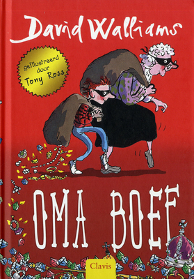 Oma Boef – David Walliams