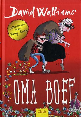 Oma Boef – David Walliams