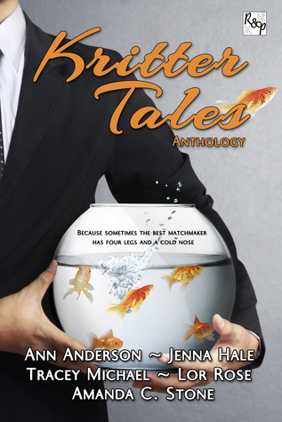 Book Review:  Kritter Tales Anthology