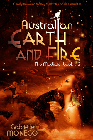 Australian Earth and Fire  by  Gabriëlle Monego