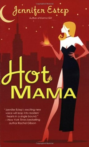 Book Review: Jennifer Estep's Hot Mama