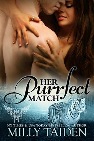 Her Purrfect Match (Paranormal Dating Agency #3)