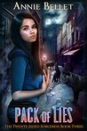 Pack of Lies (The Twenty-Sided Sorceress Book, #3)