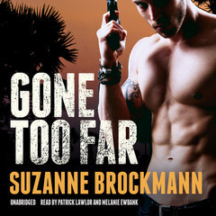 Gone Too Far Suzanne Brockmann
