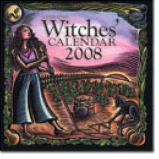 Llewellyns 2008 Witches Calendar  by  Llewellyn Publications