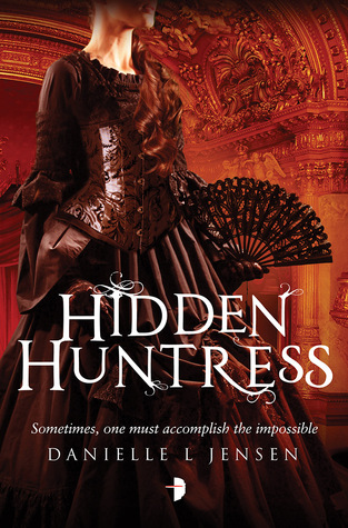 Tristan from Hidden Huntress by Danielle Jensen