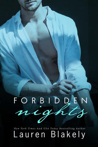 Forbidden Nights (Seductive Nights #5) -  Lauren Blakely