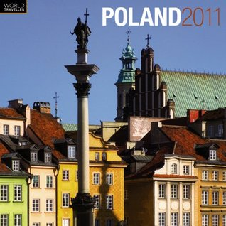 Poland 2011 Square 12X12 Wall Calendar  by  NOT A BOOK