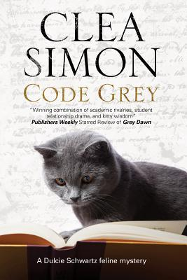Code Grey by Clea Simon