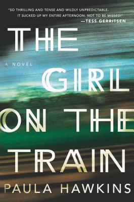 'The Girl on the Train' cover art