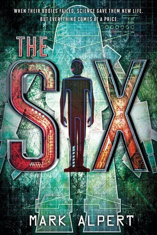 {Trailer Reveal} The Six by Mark Alpert (with Excerpt and Giveaway)