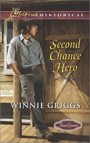 Second Chance Hero (Texas Grooms #6)