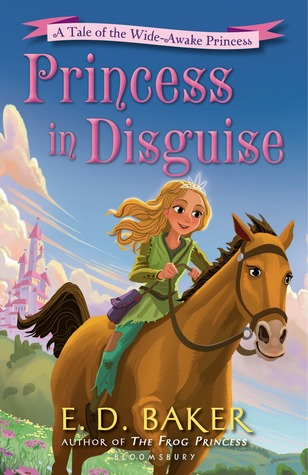 Princess in Disguise (The Wide-Awake Princess, #4)