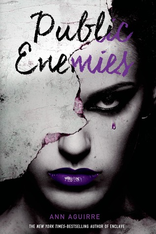 Book Cover of Public Enemies by Ann Aguirre