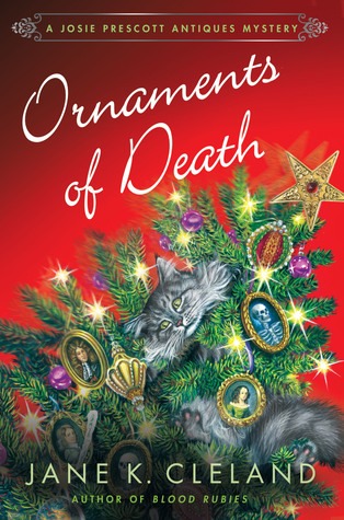 Ornaments of Death: A Josie Prescott Antiques Mystery (Josie Prescott Antiques Mystery, #10)
